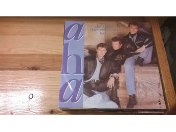a-ha - The Blood That Moves The Body, EP