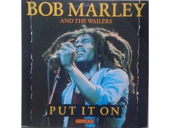 Bob Marley And The Wailers title* Put It On* UK LP,Comp
