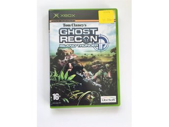 Ghost Recon - Island Thunder - Xbox