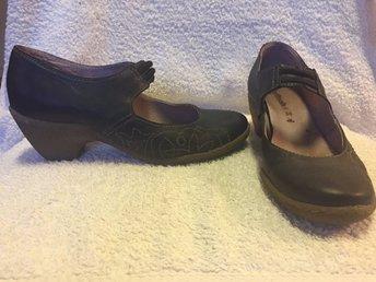 Sko, Softwalk, brun, strl 36 - örnsköldsvik - Sko, Softwalk, brun, strl 36 - örnsköldsvik