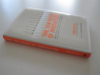 The Ten Faces of Innovation – inbunden – engelska – Tom Kelley