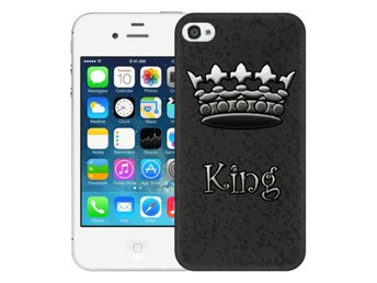 iPhone 4/4s Skal King