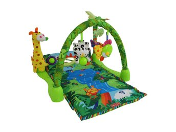 Ladida Babygym Rainforest Adventure