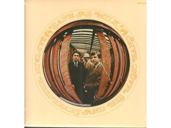CAPTAIN BEEFHEART AND HIS MAGIC BAND - SAFE AS MILK. LP