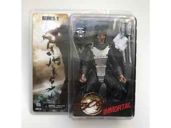 Neca oöppnad actionfigur - 300 Immortal