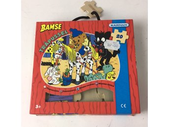 Bamse, Pussel