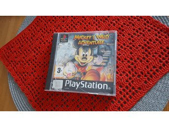 Mickey's Wild Adventure (PAL) till Playstation
