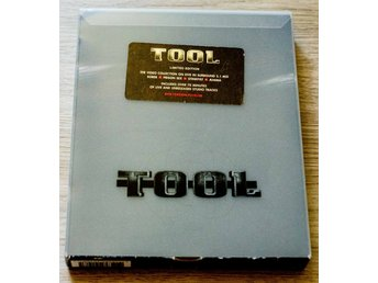 Tool - Salival - CD + DVD (PAL) - Volcano, Tool Dissectional, Zomba Video 2000