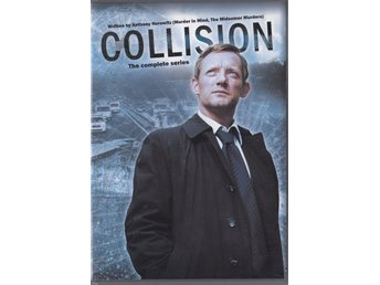 Collision The Complete Series 2009 DVD