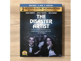 The Disaster Artist Blu ray Slipcover (BARA SLIPCOVER)