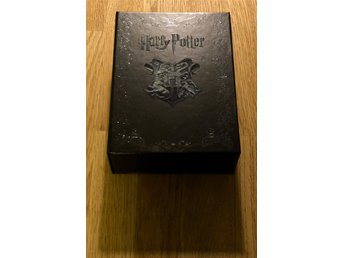 Harry Potter 1-7 Limited edition (11-disc) Blu-ray