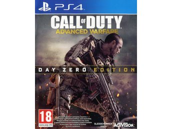 "PS4-spel ""Call of Duty: Day Zero Edition"""