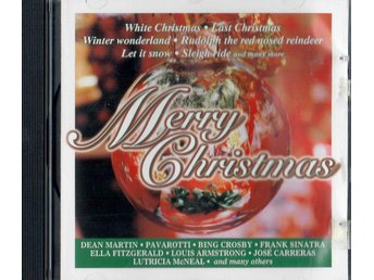 CD -  MERRY CHRISTMAS från 1999