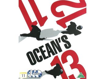 Ocean's Box (3-disc) (Beg)