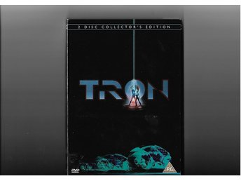 TRON 2 DISC COLLECTORS EDITION - DVD