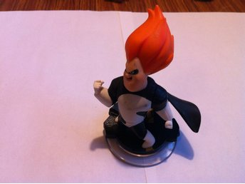 Wii: Disney Infinity - Syndrome