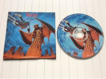 "Meat Loaf CD "" bat out of hell II: back into hell """
