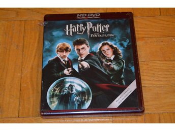 Harry Potter Och Fenixorden HD DVD Inplastad