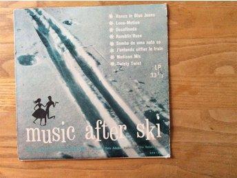 LP stor som EP music after ski Gala-klubben - Fengersfors - LP stor som EP music after ski Gala-klubben - Fengersfors