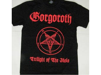 T-SHIRT: GORGOROTH  (Str L)