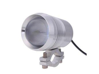 12-80V 30W CREE U2 LED dimljus strålkastare för motorcykel - Silver - Hong Kong - 12-80V 30W CREE U2 LED dimljus strålkastare för motorcykel - Silver - Hong Kong