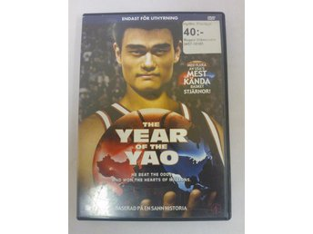 DVD - The Year Of The Yao