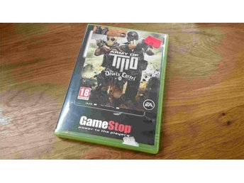 ARMY OF TWO DEVILS CARTEL XBOX 360 BEG