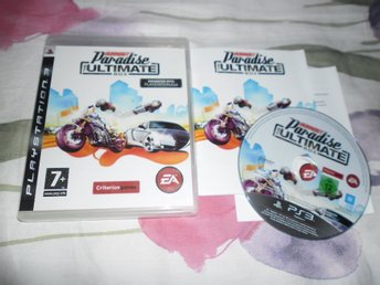 PlayStation 3/PS3: Burnout Paradise Ultimate Box