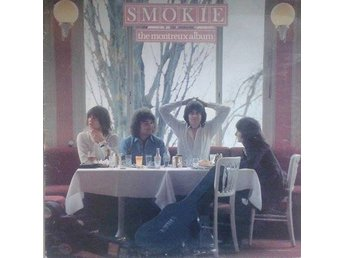 Smokie title* The Montreux Album* Pop Rock Swe LP, Gatefold
