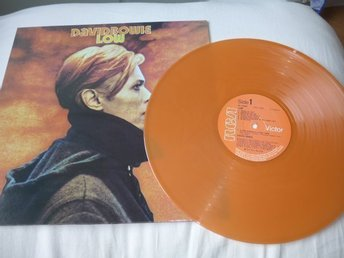David Bowie - Low  - LP - Orange vinyl