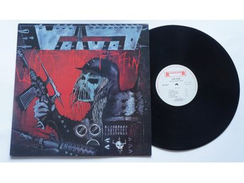 ** Voivod - War and Pain **