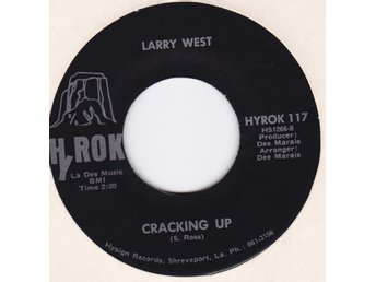 LARRY WEST-cracking up   US-HYROK 117    NO.SOUL!