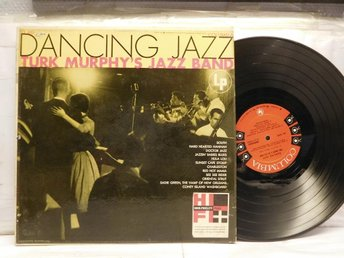 TURK MURPHY´S JAZZ BAND - DANCING JAZZ