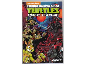 Teenage Mutant Ninja Turtles: Amazing Adventures Volume 3 TP NM Ny Import