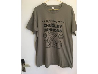 Harry Potter T-Shirt. Quidditch team Chudley Cannons, Ron Weasleys favoritlag.