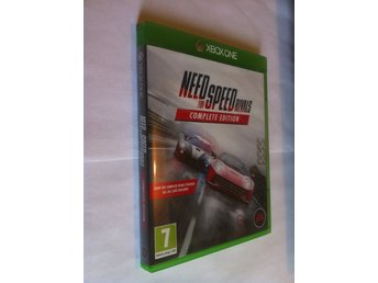 Xbox One: Need for Speed: Rivals