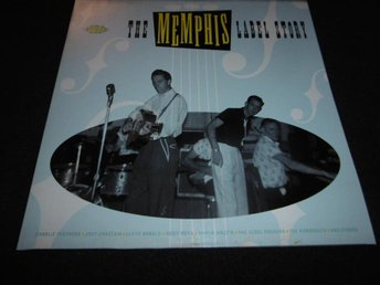 The Memphis label story - LP - 1987