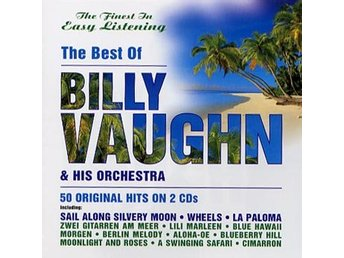 Vaughn Billy: Best of... 1956-66 (2 CD)