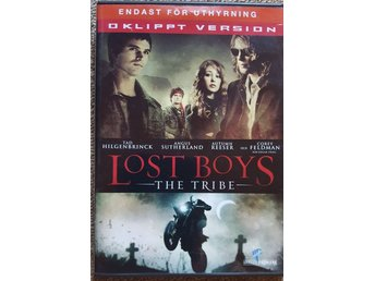 DVD The Lost Boys 2/II The Tribe Corey Feldman UTGÅTT/OOP!