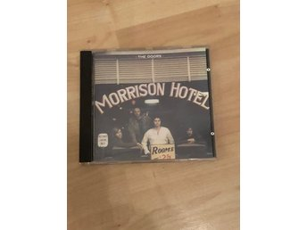The Doors - Morrison Hotel 1970 CD