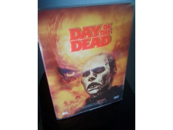DAY OF THE DEAD *Stor steelbook* 2-discar Limiterad OOP!