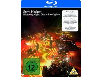 Hackett Steve: Wuthering nights - Live 2017 (Blu-ray)