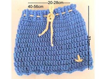 ADADAS Virkade baby Klänningar blå -universell (336010964) ᐈ Köp på ... 53f67a520f518