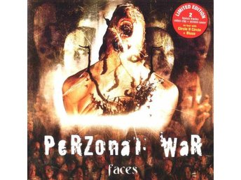 PERZONAL WAR - Faces , CD limited edition 2004 , ,