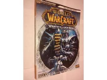 PC: Bradygames Strategy Guide: WOW - Wrath of the Lich King