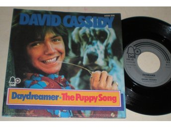 David Cassidy 45/PS Daydreamer 1973 VG++