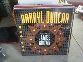 Darryl Duncan - J-J-J-Ja-Ja James Brown (maxisingel)
