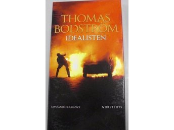 Ljudbok Idealisten av Thomas Bodström 8 st CD - Gråbo - Ljudbok Idealisten av Thomas Bodström 8 st CD - Gråbo