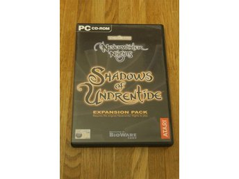 Forgotten Realms - Neverwinter Nights - Shadows of Undrentide