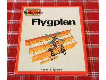 Flygplan - Börja veta 13 - Rabén & Sjögren - 1973 - Borås - Flygplan - Börja veta 13 - Rabén & Sjögren - 1973 - Borås